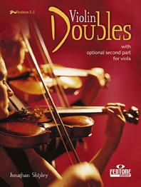Violin Doubles / Duos De Violons (Avec Seconde Voix Optionnelle Pour Alto)
