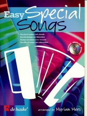 Easy Special Songs / Myriam Mees - Accordéon