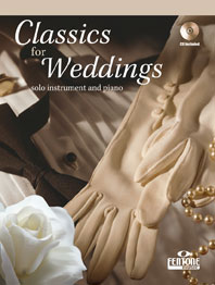 Classics For Weddings / Saxophone Alto Et Acc. De Piano