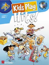 Kids Play Hits / Pour Trombone En Clé De Fa Ou Sol