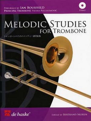 Melodic Studies For Trombone / Bertrand Moren