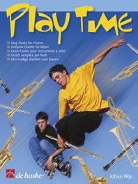 Play Time - 18 Duos Faciles Pour Trompette, Bugle, Euphonium / Johan Nijs