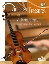 TIMELESS TREASURES / Alto et Piano