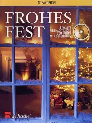 Frohes Fest / Saxophone Alto