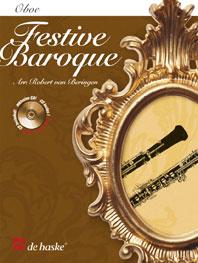 Festive Baroque / Arr. R. Van Beringen - Hautbois