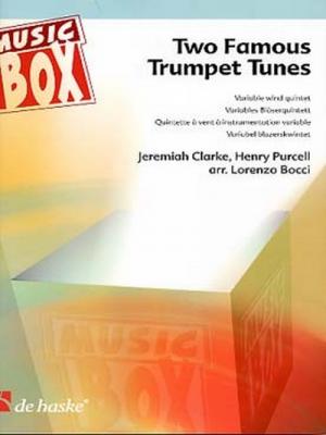 2 Famous Trumpet Tunes / Arr. L.Bocci- Quintette A Instrumentation Variable