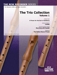 The Trio Collection - Vol.1 / Trio De Flûtes A Bec