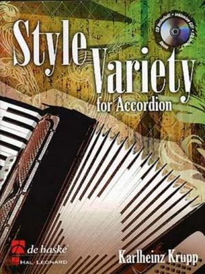 Style Variety / Karlheinz Krupp - Accordeon