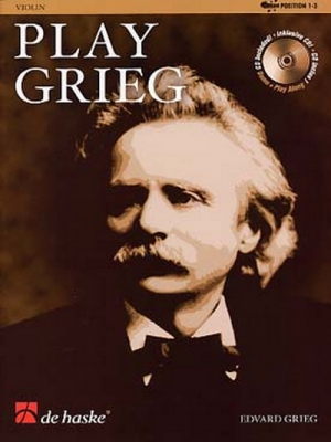 Play Grieg / Edward Grieg - Violon