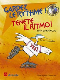 Gardez Le Rythme ! / Saxophone Ténor Ou Soprano