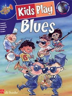 Kids Play Blues