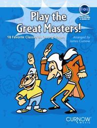PLAY THE GREAT MASTERS / Flute à Bec