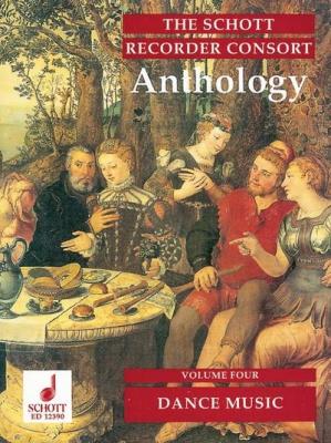 The Schott Recorder Consort Anthology Vol.4