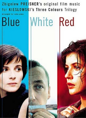 3 Colours Trilogy Blue White Red Preisner