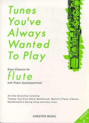 Tunes You'Ve Always Wanted To Play Flûte