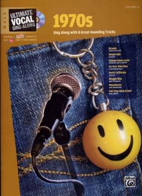Ultimate Vocal Vol.8 1970S 8 Tracks Male