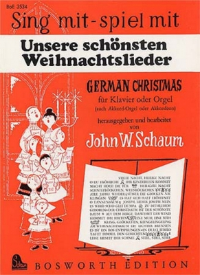 Unsere Schonsten Weihnachtslieder Noel Piano Orgue