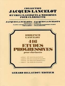 416 Etudes Progressives Vol.4
