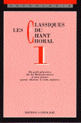 Classiques Dy Chant Choral 1