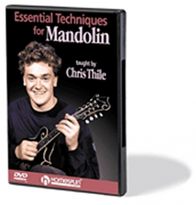 Dvd Essential Tech Mandolin C. Thile
