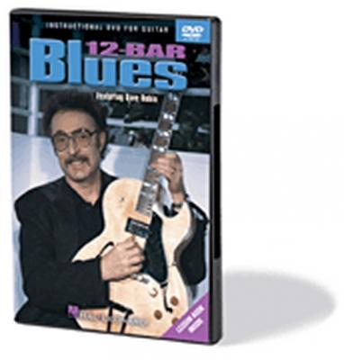 Dvd 12 Bar Blues Dave Rubin