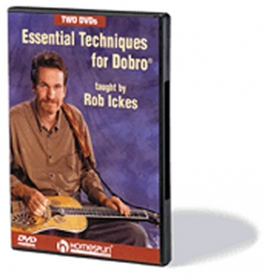 Dvd Essential Techniques For Dobro 2Dvd