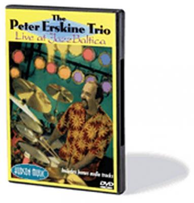 Erskine Peter : Dvd Erskine Peter Trio Live At Jazz Baltica