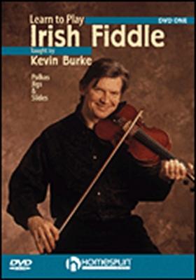 Burke Kevin : Dvd Irish Fiddle Vol.1 Kevin Burke