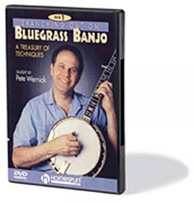 Dvd Branching Out On Bluegrass Banjo 1