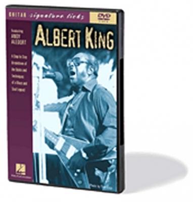 Dvd King Albert Signature Licks