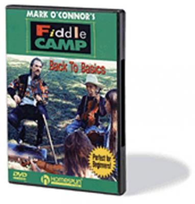 O'Connor Mark (Trans.) : Dvd Fiddle Camp Mark O'Connor