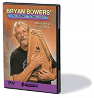 Dvd Autoharp Techniques Developing Your Skills Harp