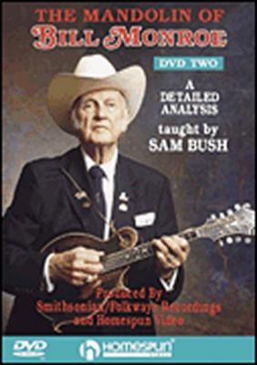 Dvd Mandolin Of Bill Monroe Vol.2