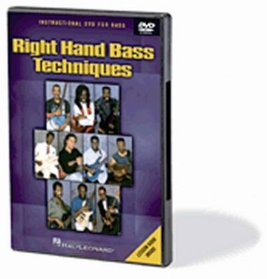 Dvd Right Hand Bass Techniques