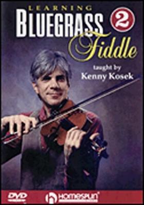 Dvd Bluegrass Fiddle 2 Kosek