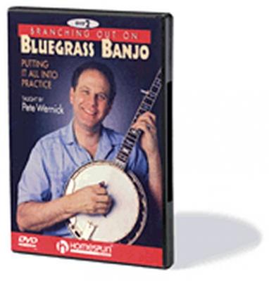 Dvd Branching Out On Bluegrass Banjo 2