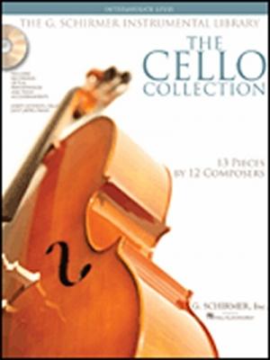 Cello Collection Intermediate Level 2 Cd