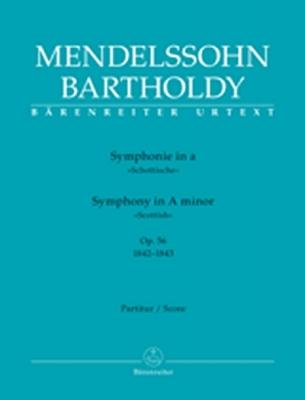 Mendelssohn-Bartholdy Felix : Symphony A minor op. 56Scottish