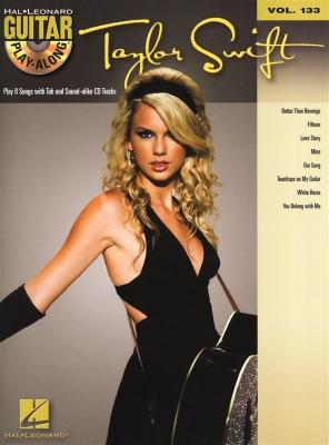 Swift Taylor : Guitar Play-Along Volume 133