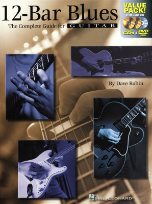 Rubin Dave : 12-Bar Blues - All-in-One Combo Pack