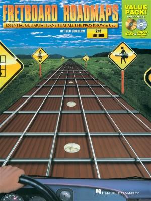 Fretboard Roadmaps Value Pack