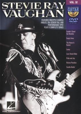 Guitar Play-Along Dvd Vol.32
