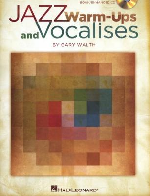 Walth Gary : Jazz Warm-ups and Vocalises