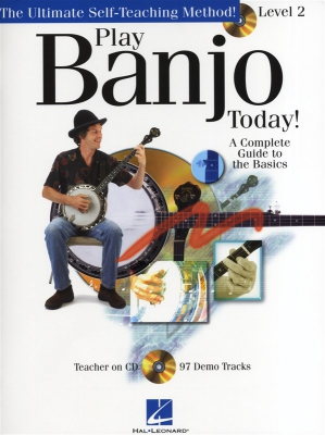 Play Banjo Today! Level 2