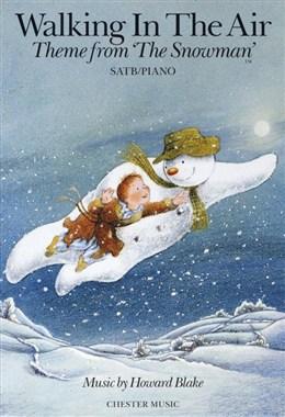 Walking In The Air (The Snowman) - SATB/Piano