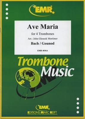 Bach / Gounod : Ave Maria (Mortimer)