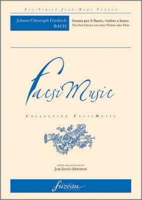 Sonata Per Il Flauto, Violino E Basso
