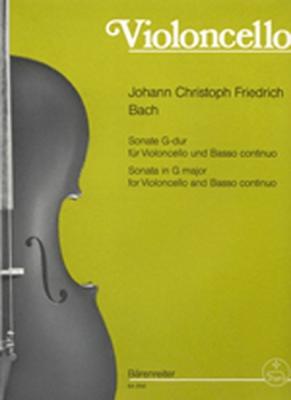 Sonate Für Violoncello Und Basso Continuo