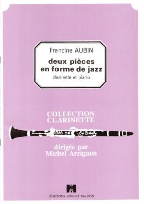 2 Pièces En Forme De Jazz