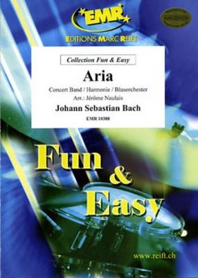 Bach Johann Sebastian : Aria